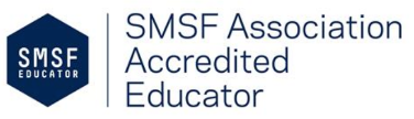 SMSF association Accredited Educator